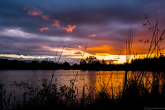 (kayters) Tags: california longexposure sunset sky lake nature colors northerncalifornia clouds canon landscape spring naturallight bayarea april kaytedolmatchphotography kathleendolmatch