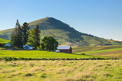 Steptoe Butte (Matthew Singer) Tags: mountains washington unitedstates garfield palouse