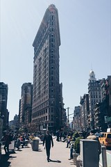 Flatiron Building (nuthon) Tags: new york trip family winter vacation usa holiday snow cold building tree monument water museum america shopping boat washington tour places location enjoy attractive april 2016 nuthon