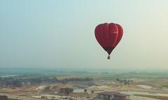 Lubao Hot air Balloon at Pradera Verde (7 of 29) (Rodel Flordeliz) Tags: travel sky hot air balloon billboard adventure oxygen riding hotairballoons pradera pampanga bataan lubao lubaohotair