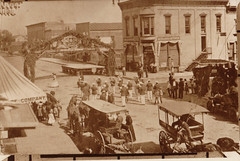 1908 Home Coming Festivities