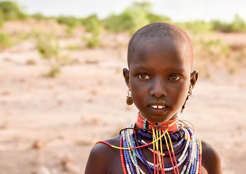Young Girl, Ebore, Ethiopia