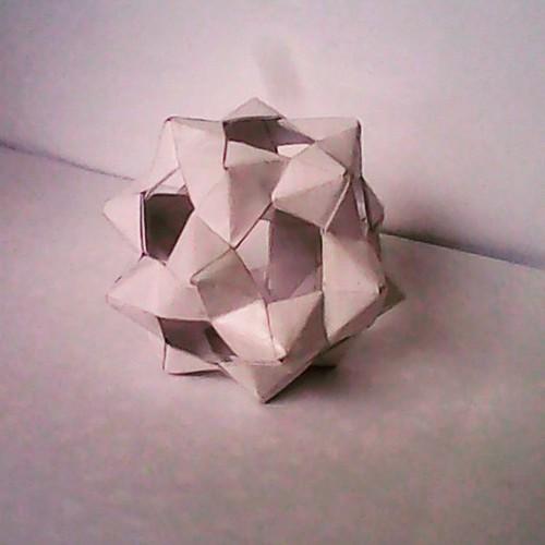 origami ball | Tumblr | 500x500
