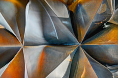 flan (albyn.davis) Tags: sculpture abstract art museum shiny curves shapes abstraction fluidity