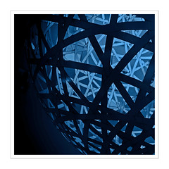 Blue... (Splitti68) Tags: blue germany mnchen square bayern deutschland europa kunst skulptur blau eliasson kugel quadrat olafur fnf hfe muinch splitti viscardihof splitti68 splittstser splittstoesser