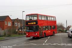 Midland Classic 40 X441FGP (Andy4014) Tags: bus london classic midland burton arriva dla x441fgp