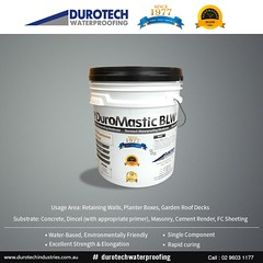 Sydney Waterproofing of Planter Box (Durotech Industries) Tags: torch manufacturers on membranes waterproofing suppliers