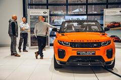 Convertible Evoque Event (Listers Group) Tags: listers automotive car vehicle event audi birmingham solihull stratford coventry nuneaton bmv honda skoda toyota jaguar landrover