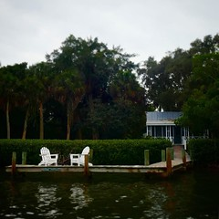 We drifted by this dock in #cabbagecay in #Florida last week. It looked like the cover of a book. Those two chairs, a story for the telling. I had to snap a picture to remember it. Now I have to dream up the tale. Who wants to help me? (momfluential) Tags: two me up by last for this book dock remember chairs florida who dream picture like it snap we have story help cover week wants had now those telling tale looked drifted i cabbagecay