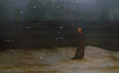 Caspar David Friedrich, Monk by the Sea
