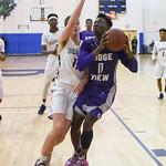 RVHS Varsity Men's Basketball vs BHS 2/12/16