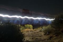 Native Ghosts { Monument Valley, AZ } (Charlie Gza) Tags: camera travel arizona usa monument canon stars photography long exposure desert south roadtrip tribal tourist valley western navajo nigth estadosunidos