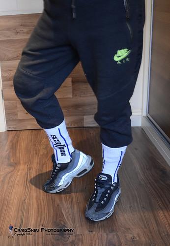 Nike scallies