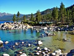 Sand Harbor Island, Lake Tahoe, NV 9-10 (inkknife_2000 (6.5 million views +)) Tags: forest nevada laketahoe alpinelake mountainlake sandharbor rocksinwater lakeshoreline dgrahamphoto