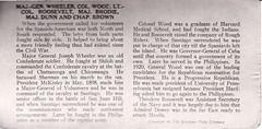 H65-2 (Vernon Parish Library) Tags: theodoreroosevelt colwood josephwheeler chaplainbrown majordunn