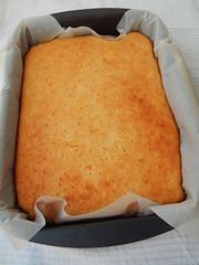 mannik-gotov-v-forme (Horosho.Gromko.) Tags: orange cooking cake baking   ibake   semolinacake
