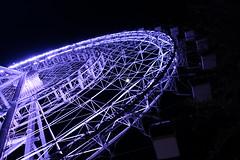Orlando Eye (Aimor L Teixeira) Tags: wheel night lights orlando cities ferris noite luzes gigante roda rodagigante cidades orlandoeye