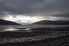 Loch Linnhe 1 (Glesgaloon) Tags: highlands westcoast fortwilliam ardgour lochlinnhe sealoch greatglen corrannarrows greatglenfault