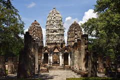 _GRL7630 (TC Yuen) Tags: architecture thailand ruins asia southeastasia buddha unesco worldheritage norththailand ancientcapital