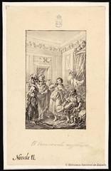 El casamiento engaoso (Biblioteca Nacional de Espaa) Tags: y dibujos cervantes paret literatura alczar novelas ejemplares 400cervantes