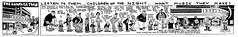 The Barnacle Twin - Comic Strip 0029 (Brechtbug) Tags: from new york old city nyc family yak urban house holiday cinema news film halloween true pen ink comics paper movie happy newspaper google paw inn october theater comic theatre films cartoon hans twin funnies joe bean beamish upstairs leon strip presents e perkins comix movies mooch theaters doc without barney cartoons fritz gaston everett baron uriah barnacle brecht detective alphonse jiggs the stumble hooligan 2016 grimes dingbat katzenjammer pluribus gadfly a brechtbug 03072016