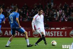 Sevilla - Molde (UEL) 013 (VAVEL Espaa (www.vavel.com)) Tags: sevilla sfc molde uel sevillafc 2016 cristoforo uefaeuropaleague sevillavavel juanignaciolechuga moldefc