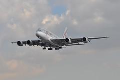 QR0003 DOH-LHR (A380spotter) Tags: london heathrow landing finals airbus a380 arrival approach 800 qr lhr qatar qatarairways qtr egll  27r athba runway27r shortfinals dohlhr  a7apa msn0137