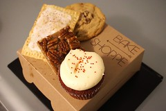 Bake Shoppe (deeeelish) Tags: cookie desserts cupcake sweets poptart redvelvet chocolatecookie pecanbar
