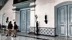 Keraton Kasunanan (@Mark_Eveleigh) Tags: indonesia asian soldier island java asia central guard palace solo yogyakarta indonesian surakarta kraton javanese keraton kasunanan