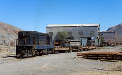 The workshop (david_gubler) Tags: chile train railway llanta potrerillos ferronor