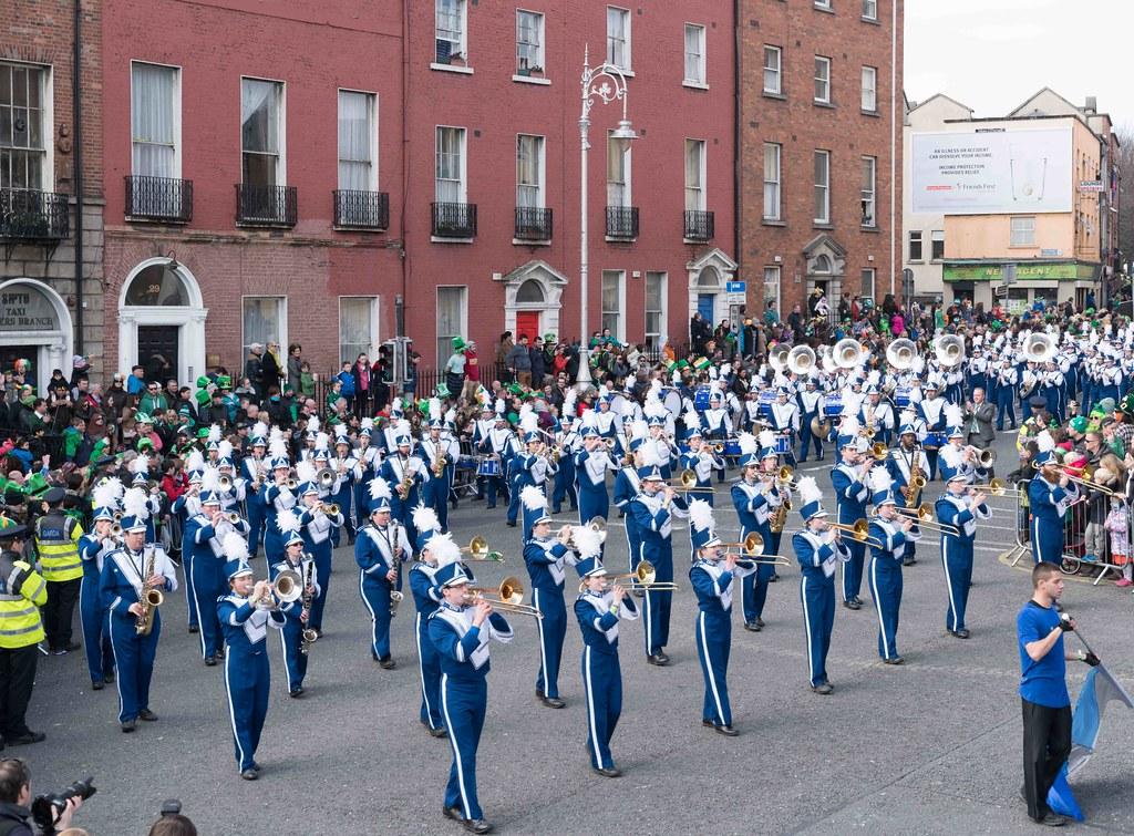 Christopher Newport University Marching Captains-112429