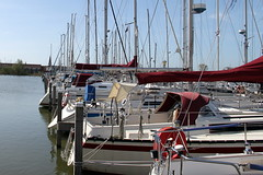 (harbour) haven, Monnickendam, Netherlands (C. Bien) Tags: haven history water netherlands boat harbour nederland boten noordholland waterland historie geschiedenis monnickendam northholland gouwzee
