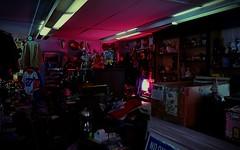 Kingston Trading Company / Mood Lighting Explored! (steveartist) Tags: collectibles interiorspaces explored darkinteriors antiquemarkets stevefrenkel phototoaster sonydscrx100 kingstontradingco antiquestoreinteriors classyjunque