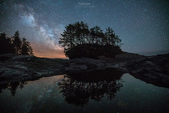 Botanical Galaxy - Botany Bay, Vancouver Island (Gavin Hardcastle - Fototripper) Tags: ocean sea beach night way stars botanical bay pacific vancouverisland galaxy astrophotography botany milky stacks nightscapes galactic gavinhardcastle