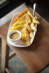 The Kaya Toast (hanks studio) Tags: food breakfast bread photography cuisine design photo singapore toast stock creative foodporn malaysia stockphotos hoon noodle local taste fried kaya mee mamak johor  stockphoto bahru          hanksstudio hanks55