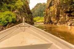 Treacherous waters (malc1702) Tags: travel holiday nature rock river outdoors boat sailing ngc muddywater adventure malaysia langkawi thrill nikond7100 nikkor18140mm mangrovetours lastflowingwater