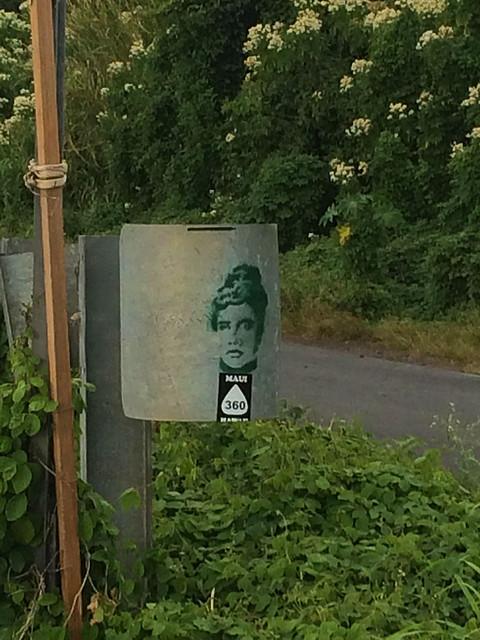 Royal stencil