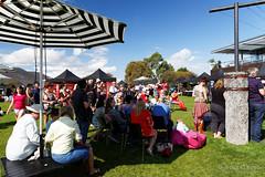 20160313-14-MONA Market mardi gras theme (Roger T Wong) Tags: people grass market lawn australia mona moma tasmania hobart mardigras stalls 2016 canonef24105mmf4lisusm canon24105 canoneos6d museumofoldandnewart rogertwong