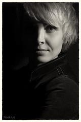 (Aoaohuahua) Tags: portrait a900 sonydslr