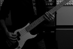 IMG_5286 (PsychopathPh) Tags: la sala musica toscana anima prato nell cantante musicisti prove chitarrista bassista batterista inaudito
