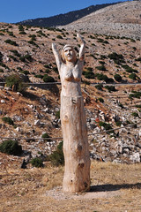 Parnes (Ava Babili) Tags: mountain greece attica skulpture parnitha parnes