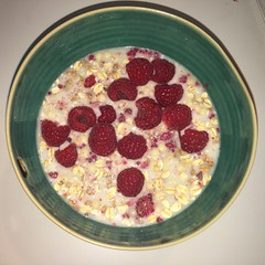 #300 White chocolate berry muesli (Like_the_Grand_Canyon) Tags: food essen meal mela msli