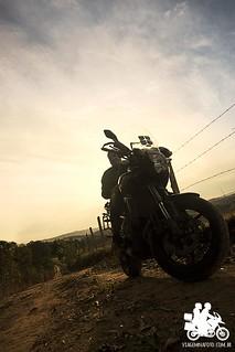 Motociclista de Barranco