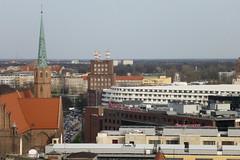 Breslau150 (mitue) Tags: kirche wroclaw breslau vonoben stmariamagdalena magdalenenkirche