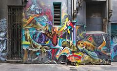 LOV3 Flinders Court 2016-04-08 (6D_1100) (ajhaysom) Tags: streetart graffiti australia melbourne blender bode lov3 meetingofstyles canon1635l canoneos6d flinderscrt