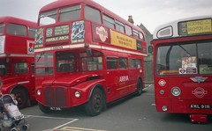 WLT 348 (markkirk85) Tags: park new bus london buses transport royal routemaster 348 arriva aec wlt 71960 wlt348 rm348