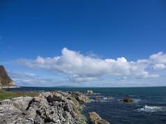 P4230676 (Asansvarld) Tags: water outside coast spring olympus northernireland coastline vatten omd vr kust nordirland em5 olympusomdem5