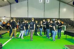 Robocup European Open 2016 (robocupeuropeanopen2016) Tags: school robot nederland eindhoven physics electro tu robotica voetbal tue evoluon robocup natuurkunde techniek wedstrijden scholieren nbrabant technischeuniversiteit europeanopen eindhovn robotvoetbal