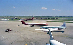 What Used to be at O'Hare (craigsanders429) Tags: chicago aircraft airports airlines twa airliners dc9 boeing707 boeing727 chicagoohareairport transworldairlines alleghenyairlines convair580 northcentralairlines alleghenyairlinesdc9