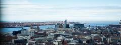 Liverpool Skyline (Matthew Proffitt) Tags: city uk liverpool 50mm nikon cityscape nikkor dslr liverbuilding nikond600